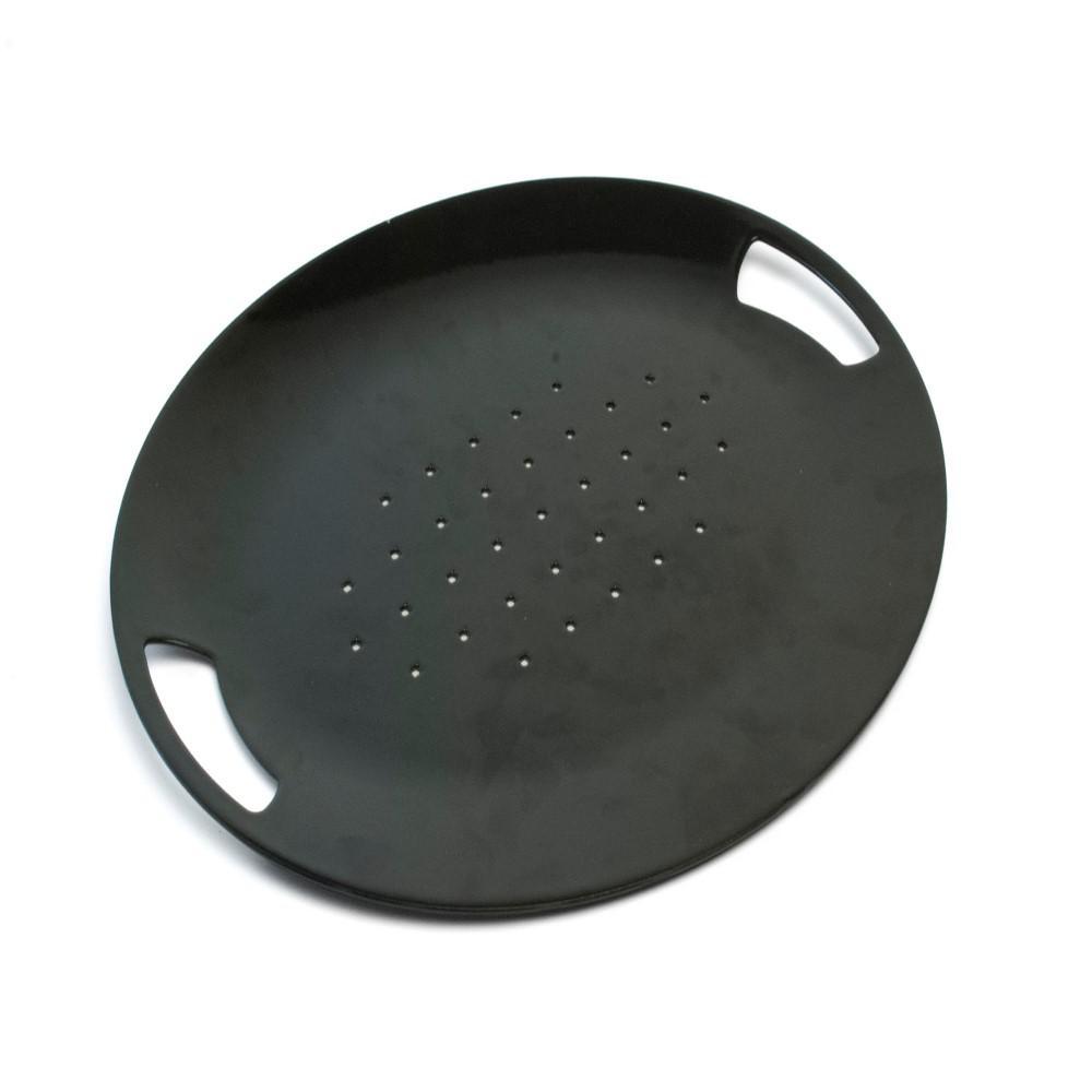 Porcelain Coated Nacho Plate