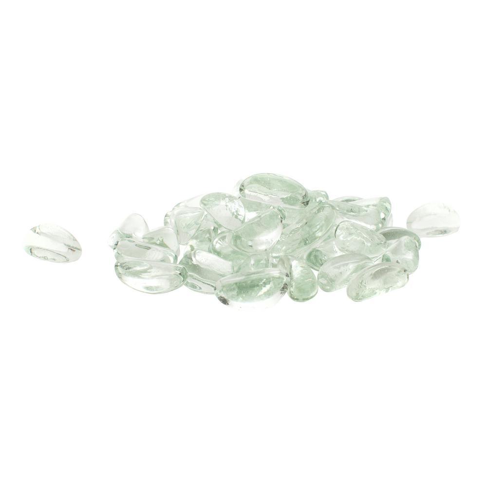 3 lb. Crystal Cashews Decorative Glass