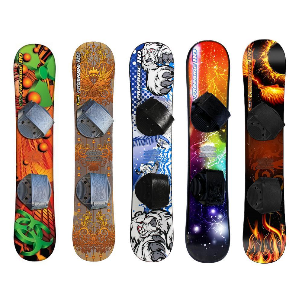 Emsco ESP Series 110 Cm Freestyle Kid's Snowboard-2900