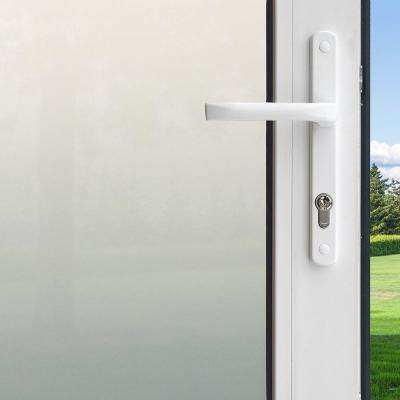 36 in. x 78 in. Privacy Control Frosted Glass Decorative Window Film