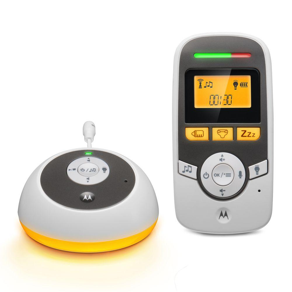 Digital Audio Monitor with Baby Timer