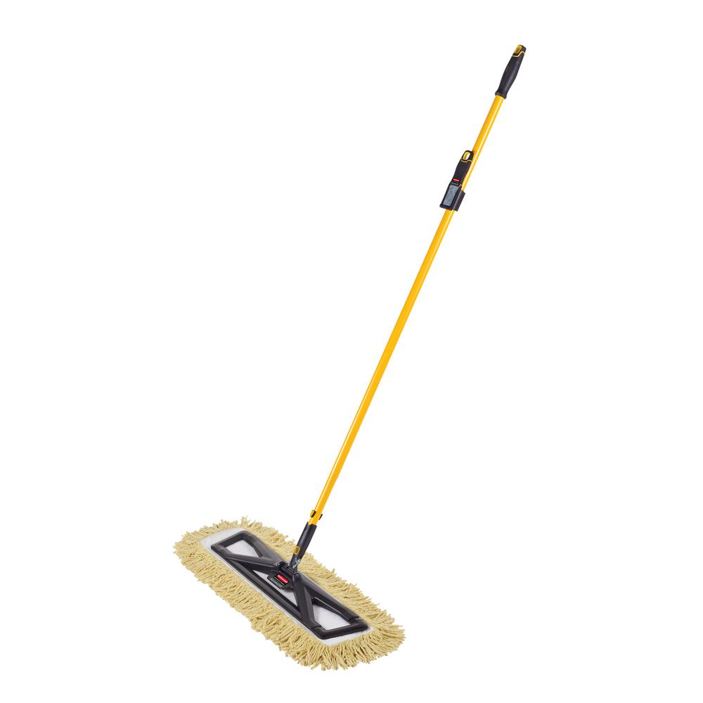 Maximizer 24 in. Dust Mop/Scraper Kit