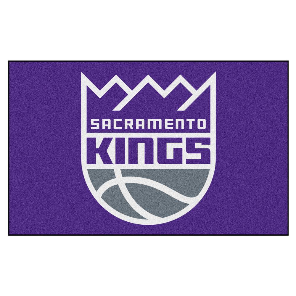 Sacramento Kings 5 ft. x 8 ft. Ulti-Mat