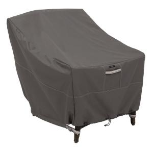 Classic Accessories Ravenna Adirondack Patio Chair Cover 55 165 015101 Ec The Home Depot