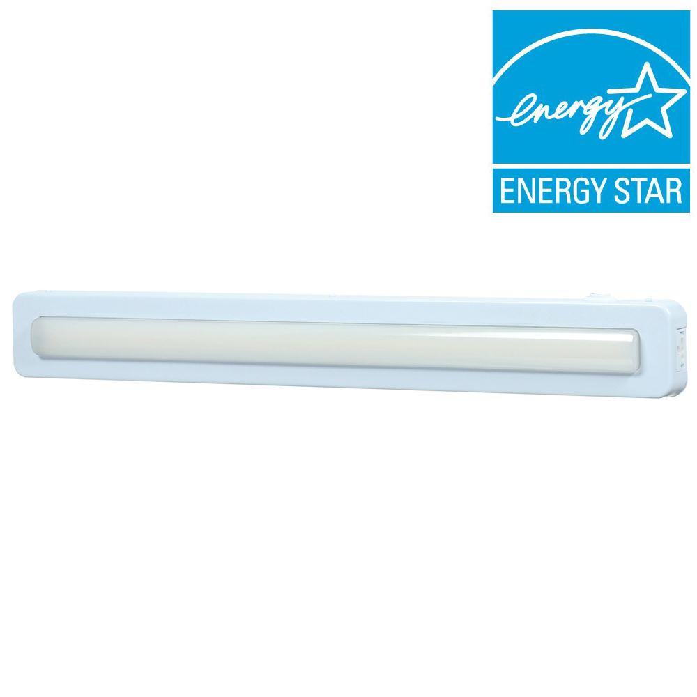 18 in. Enbrighten LED Linkable Under Cabinet Fixture