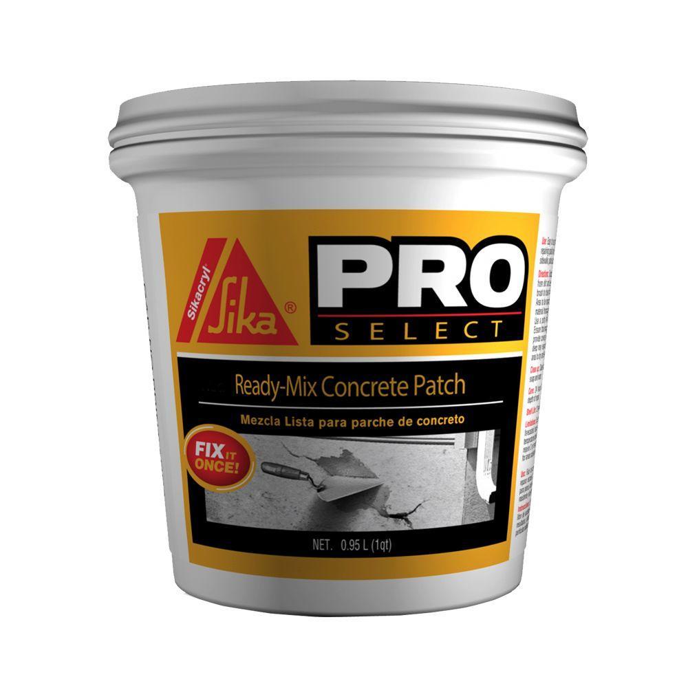 Sika 1 Qt Ready Mix Concrete Patch