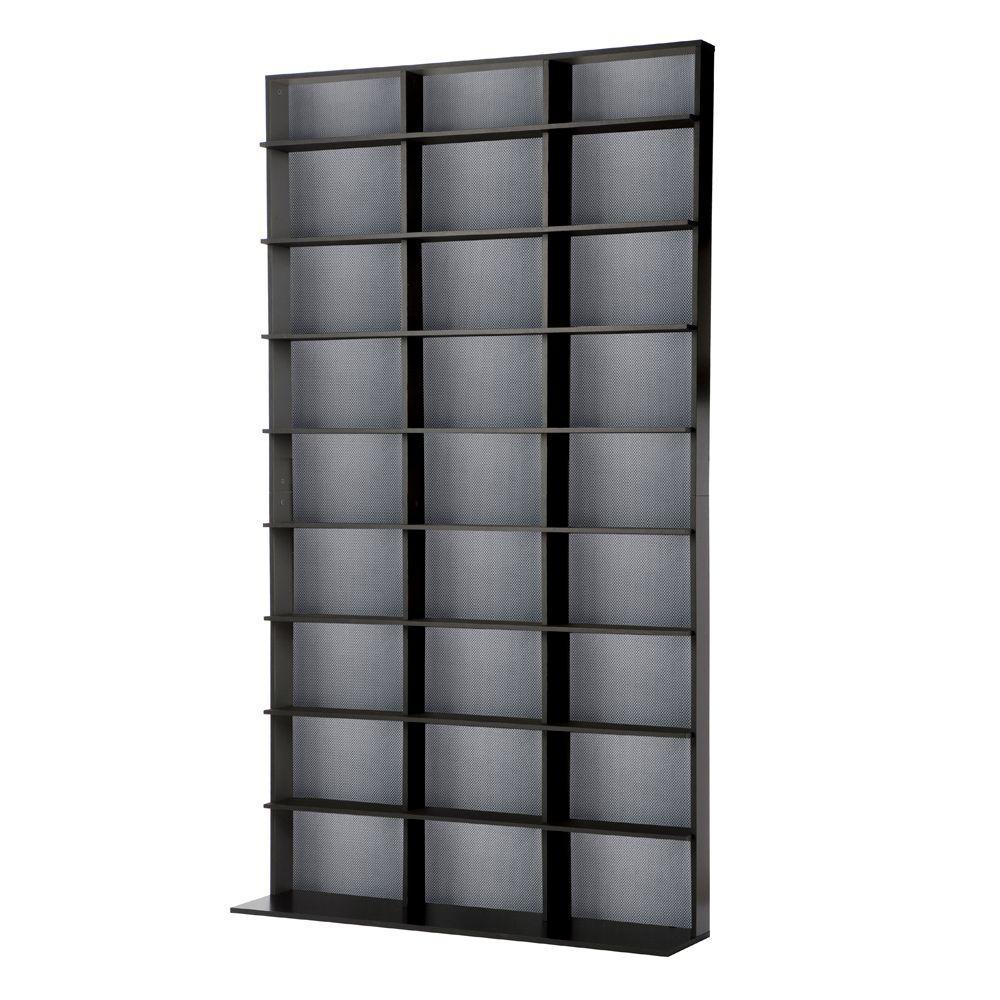 Atlantic Black Media Storage