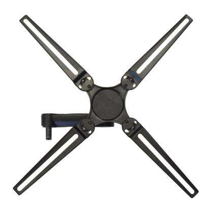 Full Motion VESA TV Wall Mount for 10 - 50 in. TVs up to 70 lbs.