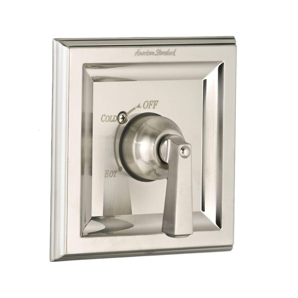 American Standard Town Square 1 Handle Bath Shower Valve Only Trim Kit In Brushed