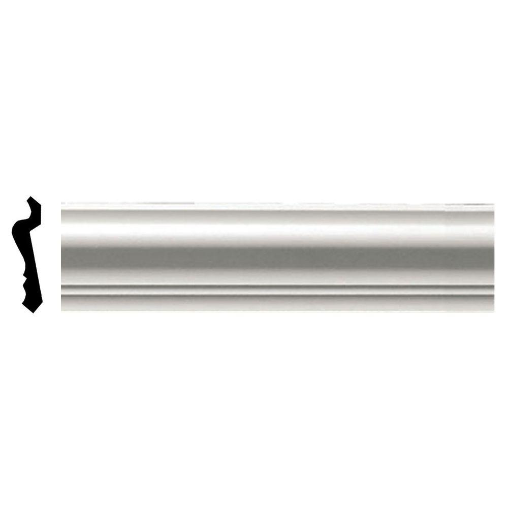 2-1/8 in. x 2-1/2 in. x 94-1/2 in. Polyurethane Anthony Smooth