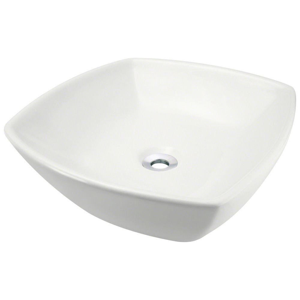 Mr Direct Porcelain Vessel Sink In Bisque V1802 B The