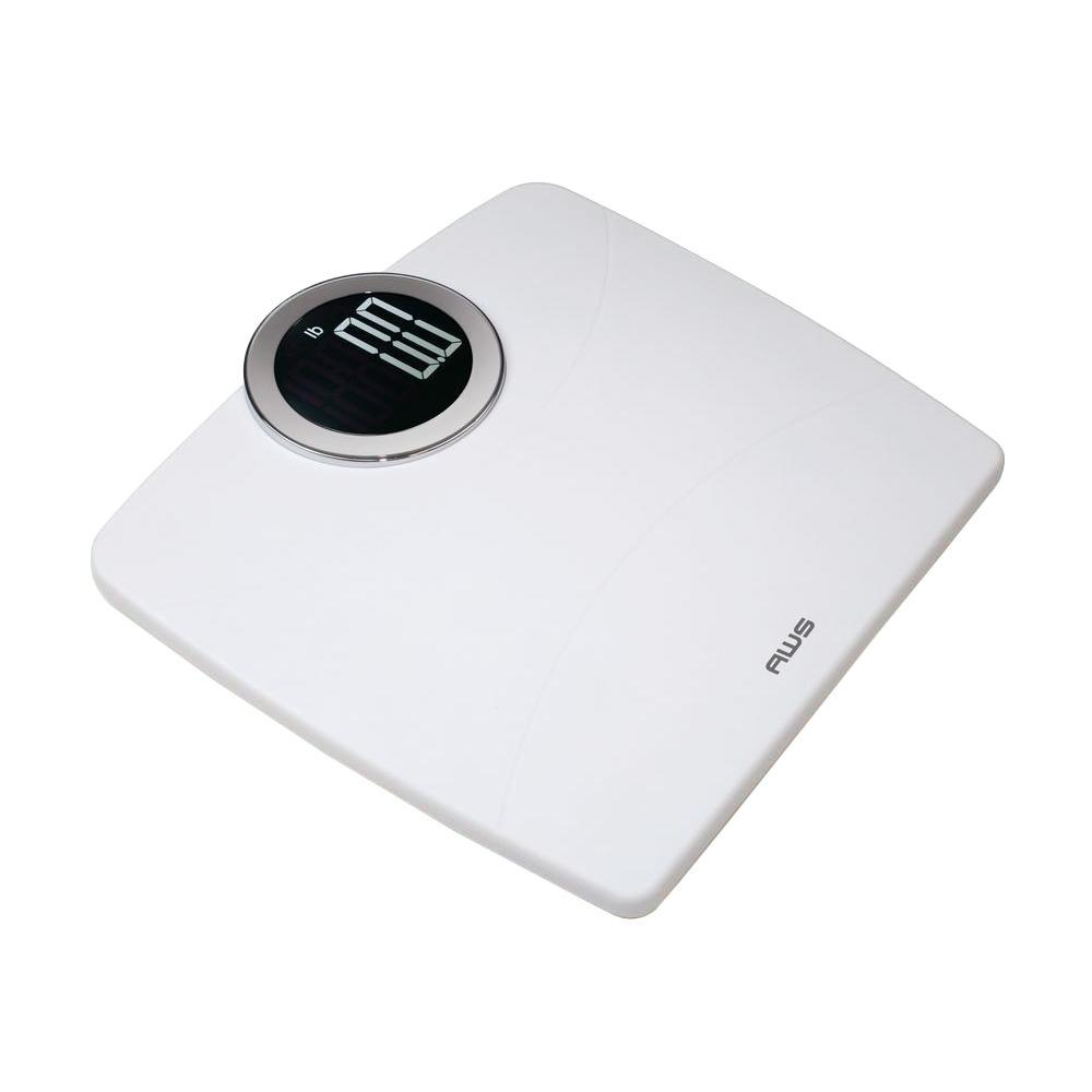 American Weigh Scales Digital Bathroom Scale