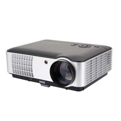 1280 x 800 HD LCD Home Entertainment Projector with 2800-Lumens