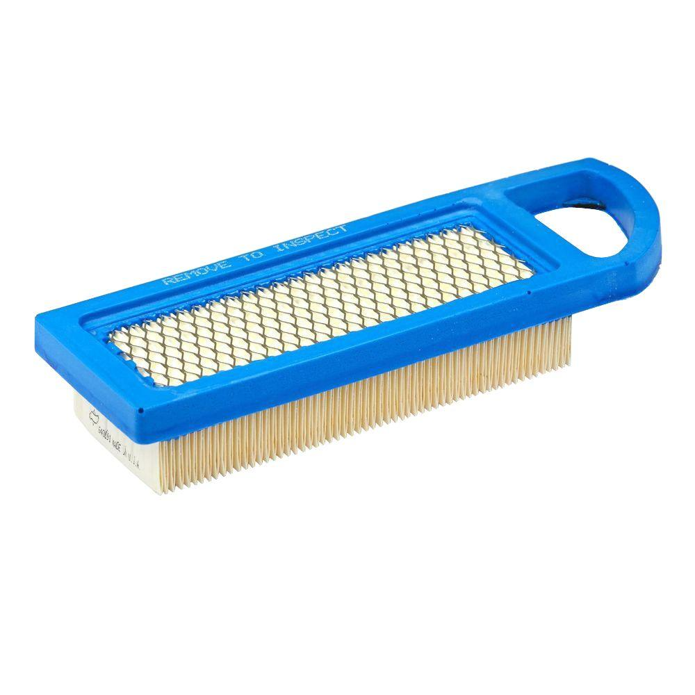 9 in. x 3 in. x 1.5 in. Air filter