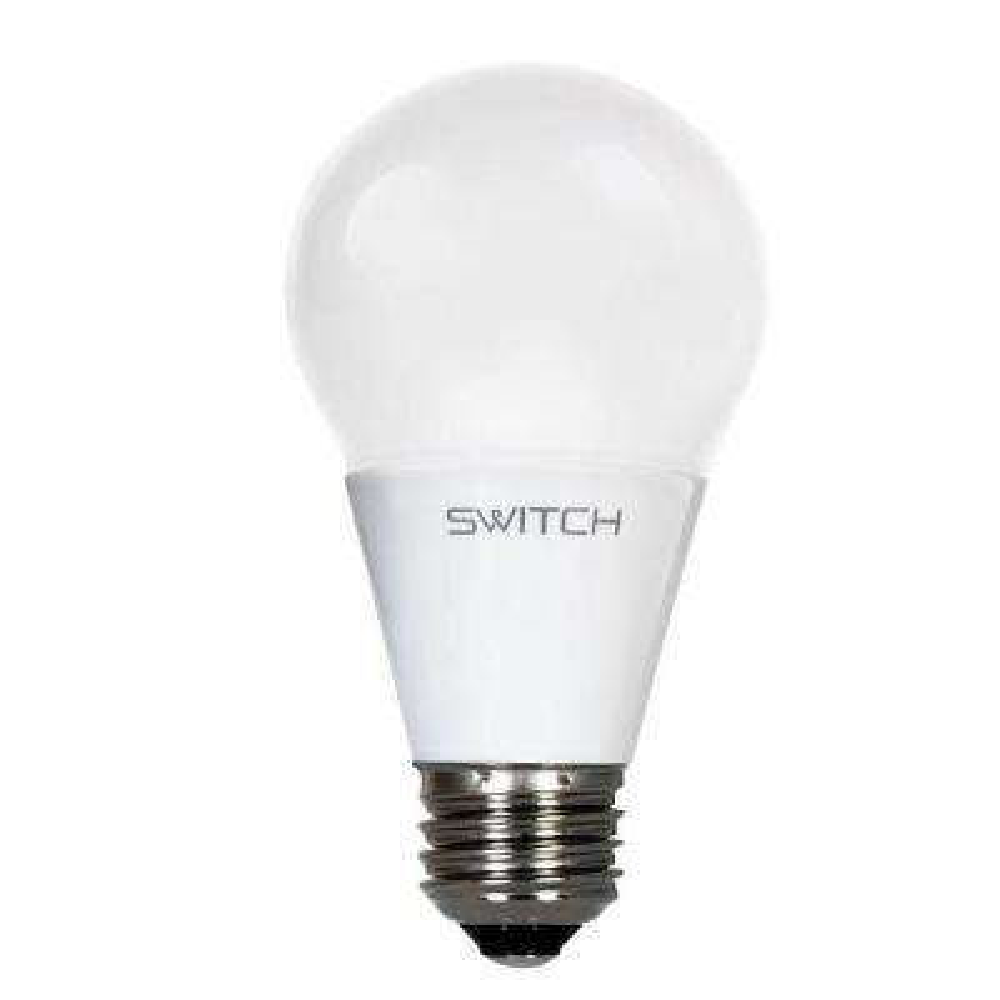 60W Equivalent Soft White  A19 LED Light Bulb (6-Pack)
