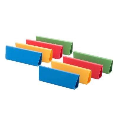 SpaceWise Color-Coordinated Handle Clips (8-Pack)