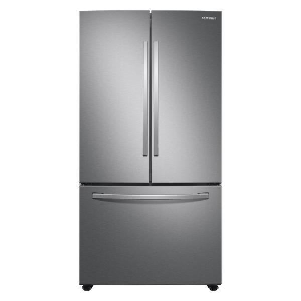 Samsung 28.2 cu. ft. French Door Refrigerator in Stainless Steel
