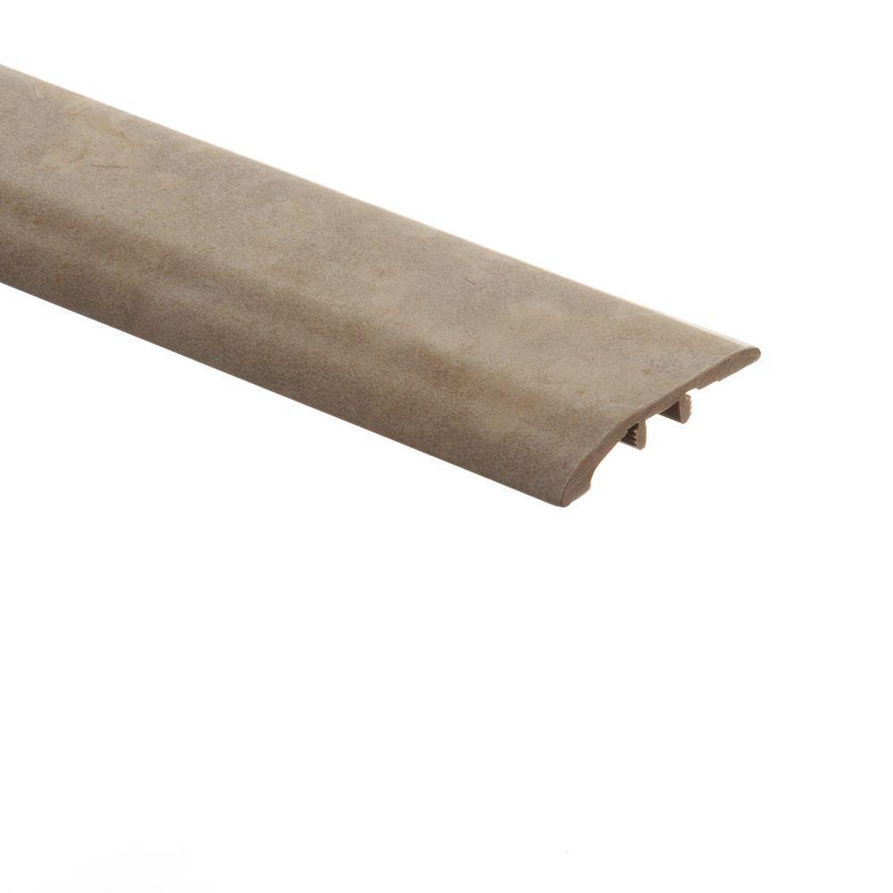 Zamma Ceramique Dawn 5/16 in. Thick x 1-3/4 in. Wide x 72 in. Length Vinyl Multi-Purpose Reducer Molding