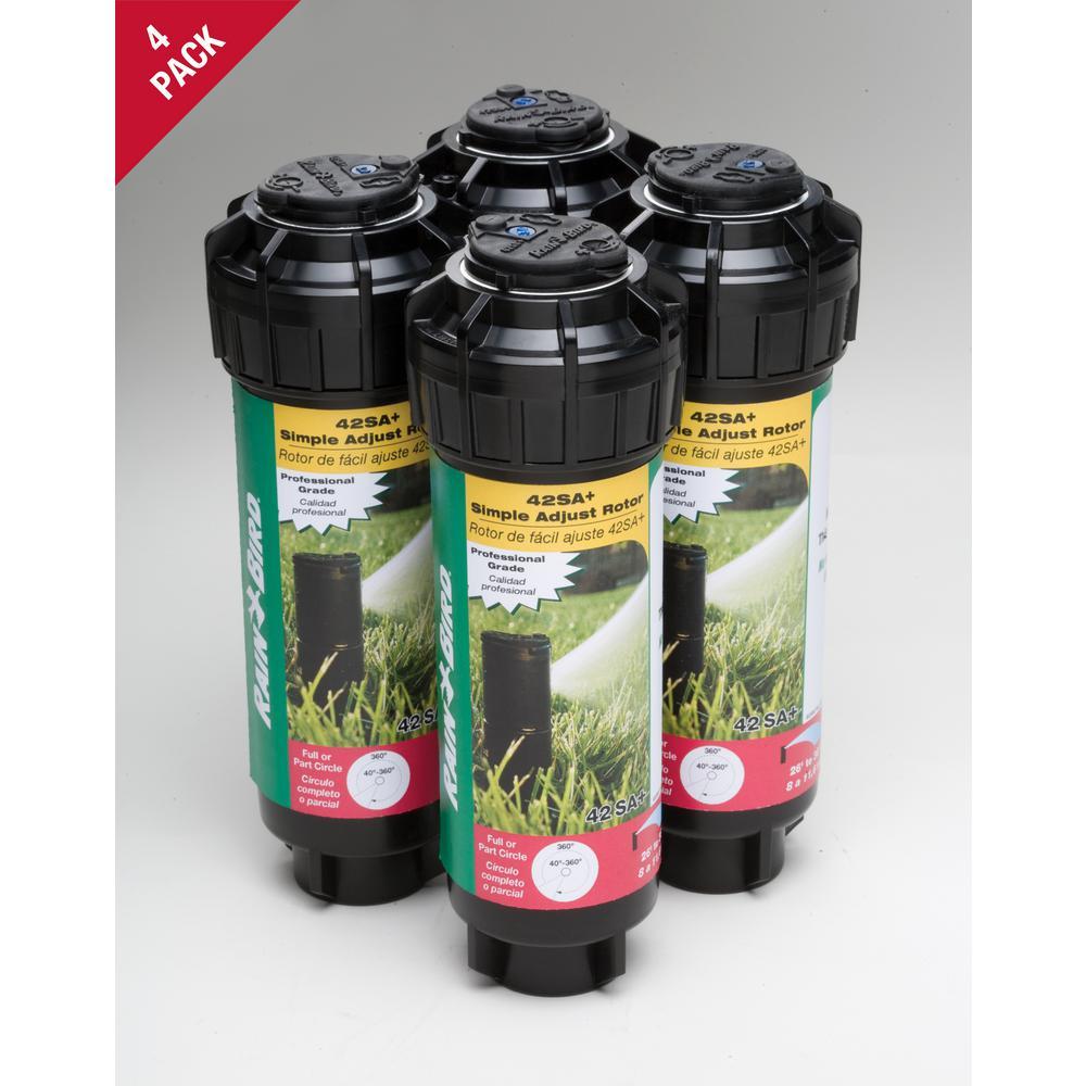 Rain bird spray adjustment 5000 & 1800 series.