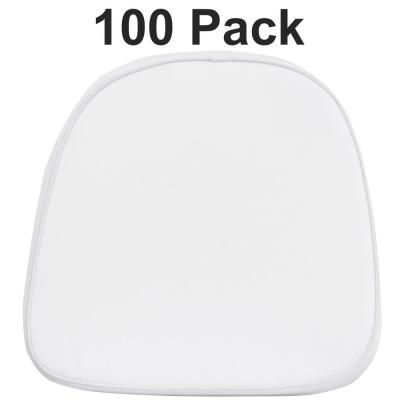 White Chair Pad (Set of 100)