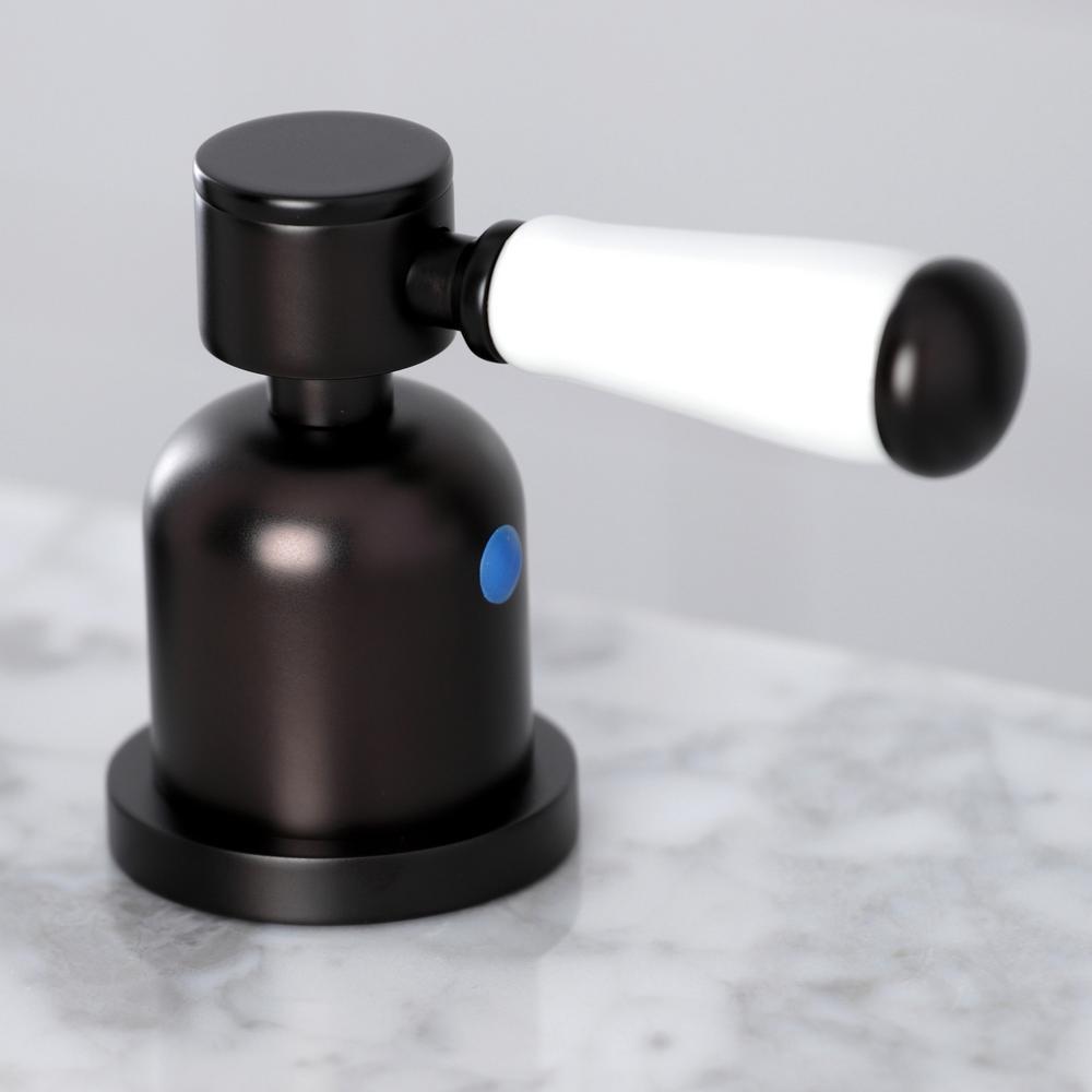 Paris 8 in. Widespread 2-Handle Bathroom Faucet in Oil Rubbed Bronze