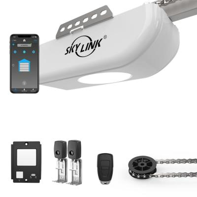 1/2 HPF Garage Door Opener with Extremely Quiet DC Motor, Chain Drive with WiFi Connectivity