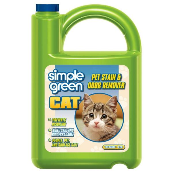 128 oz. Cat Pet Stain and Odor Remover