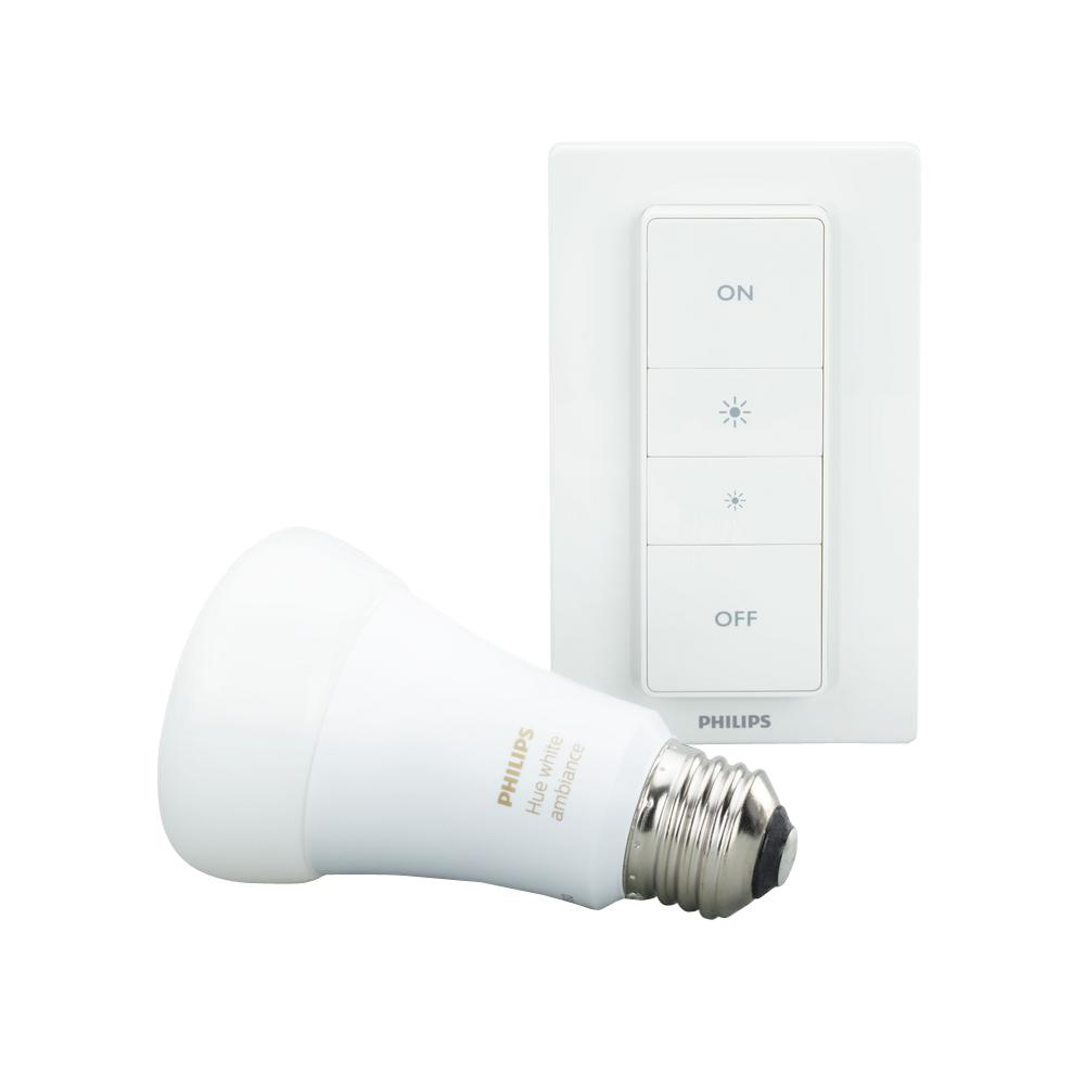 Philips Hue White Ambiance Light Recipe Kit (CA Only)-530287 - The ... for Philips Switches  269ane