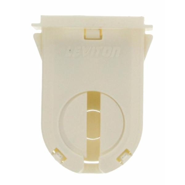 Leviton 13660-OSL G13 Base T8//T12 Medium Bi-Pin Tall Profile Fluorescent Lampholder