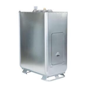 Double Wall Oil Tank 265 Gal. 2-in-1 Tank with Accessories