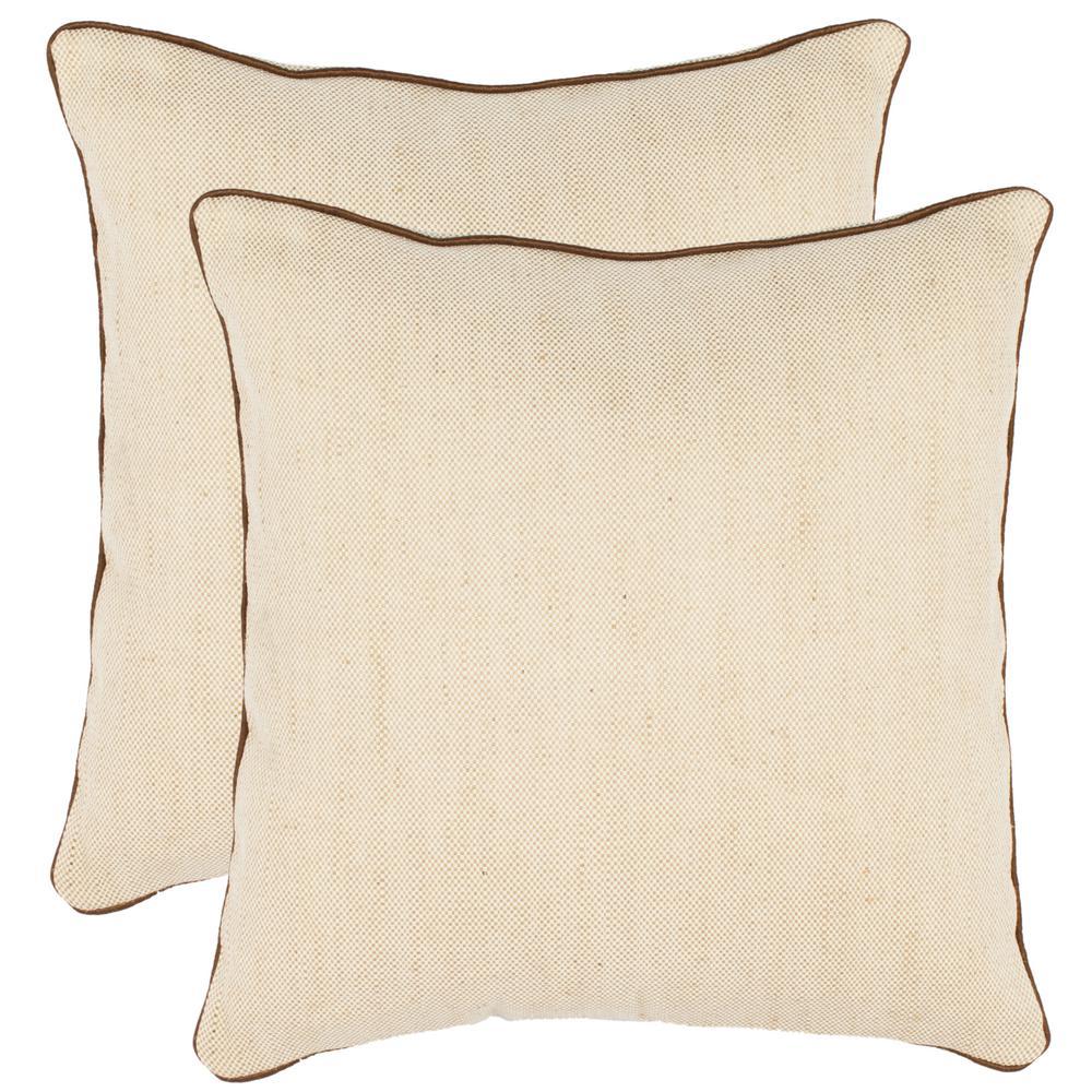 Gunnar Textures & Weaves Pillow (Set of 2)