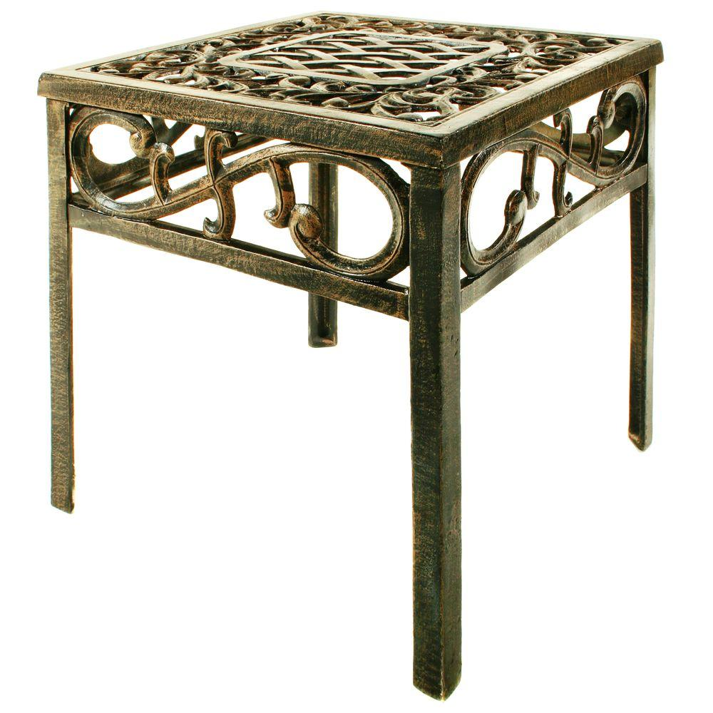 Oakland Living Mississippi End Patio Table