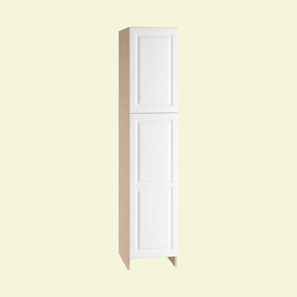 Anzio Ready to Assemble 18 x 84 x 24 in. Pantry/Utility