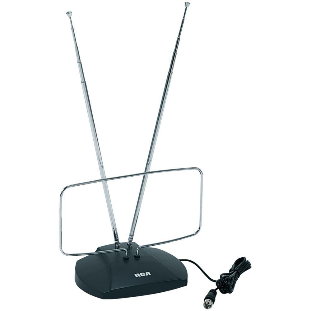 Rca Indoor Passive Antenna Ant111f The Home Depot