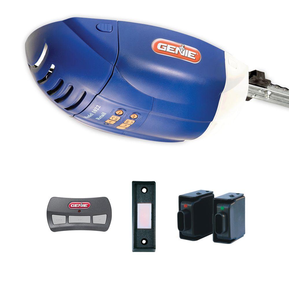 Genie ChainLift 600 1/2 HPc DC Motor Chain Drive Garage Door Opener