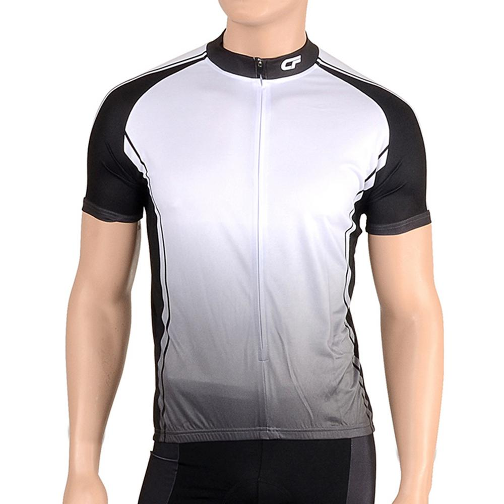 Cycle Force Triumph Men's Medium Black Cycling Jersey