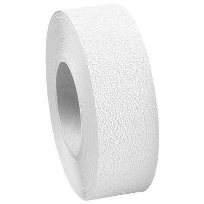 1 in. Soft Textured Vinyl Traction Tape, White