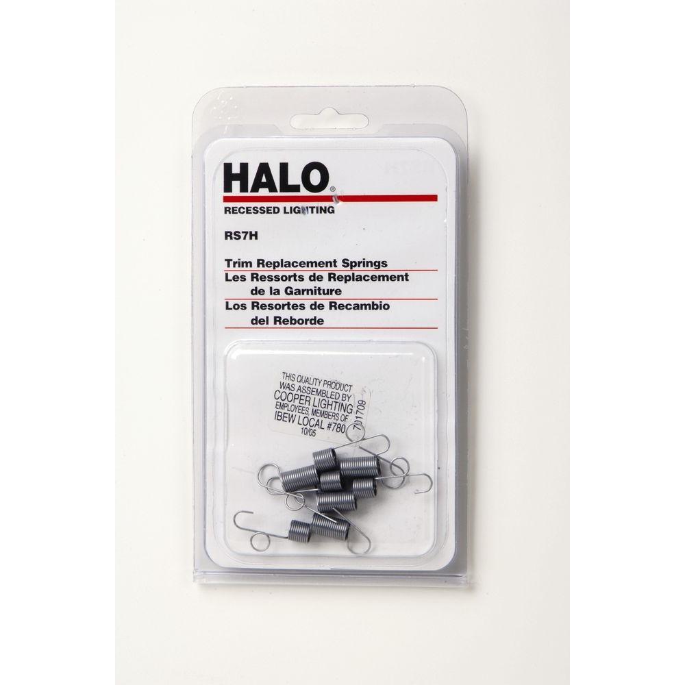 Halo Recessed Ceiling Light Trim Springs