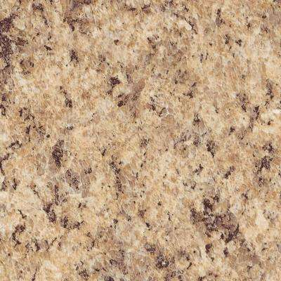 3 in. x 5 in. Laminate Countertop Sample in Milano Quartz with Premium Quarry Finish