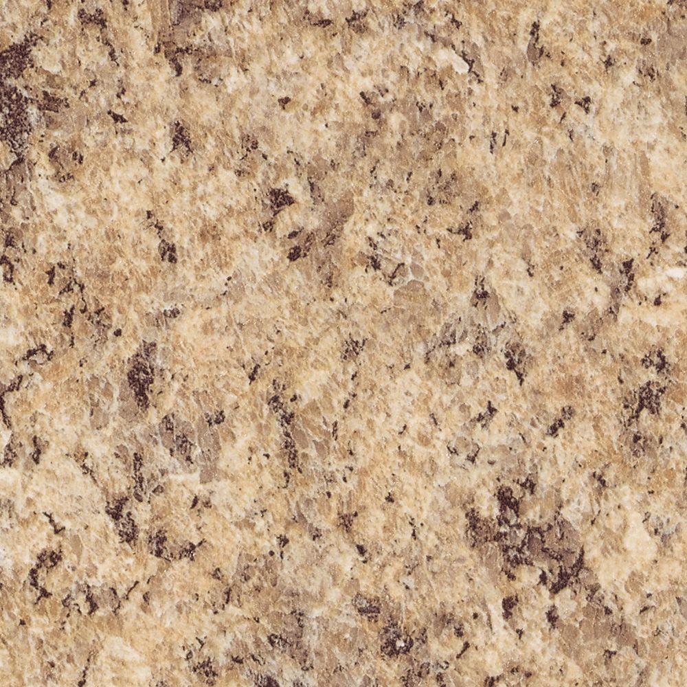 3 in. x 5 in. Laminate Countertop Sample in Milano Quartz with Premium Quarry Finish