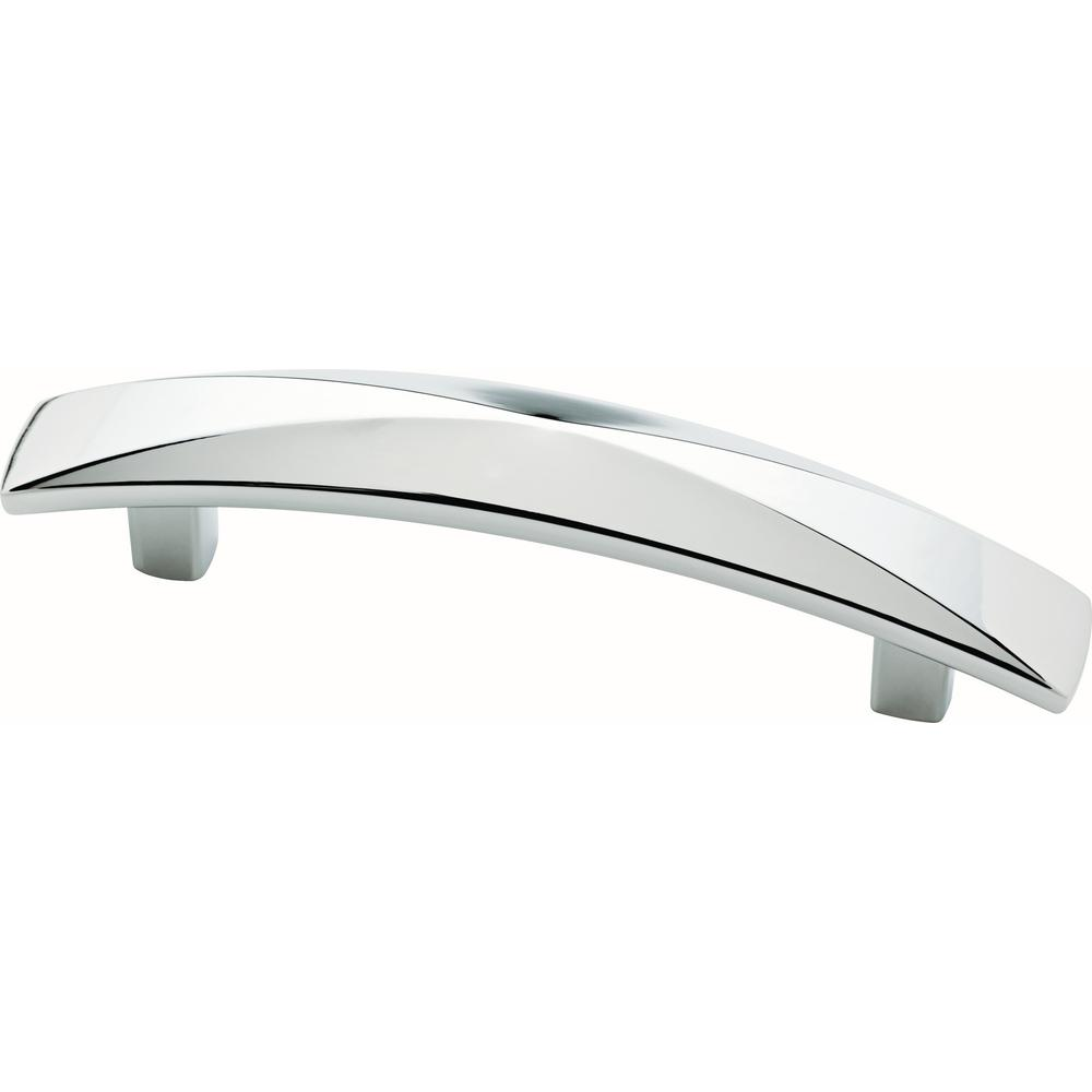 Devereux 3 in. (76 mm) Polished Chrome Drawer Pull