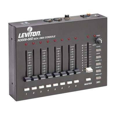 3000 Series 8 Channel DMX Controller