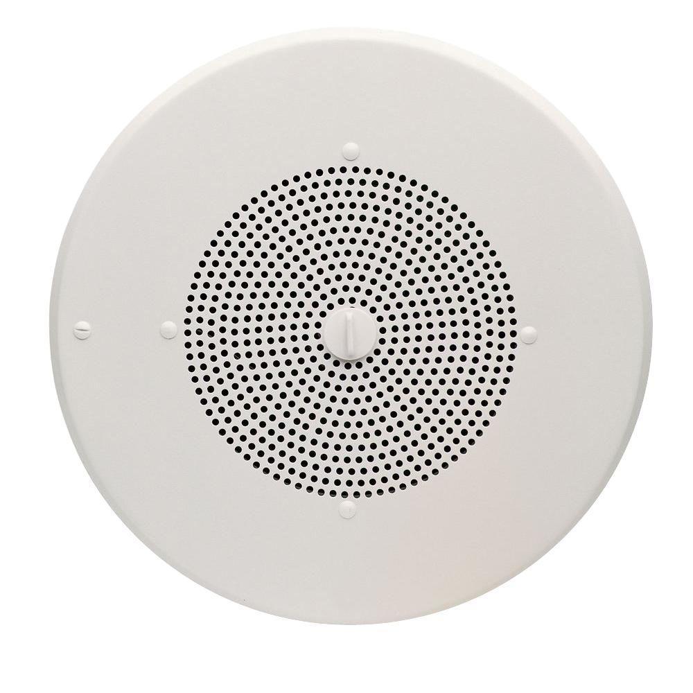 8 in. One-Way IP Ceiling Speaker