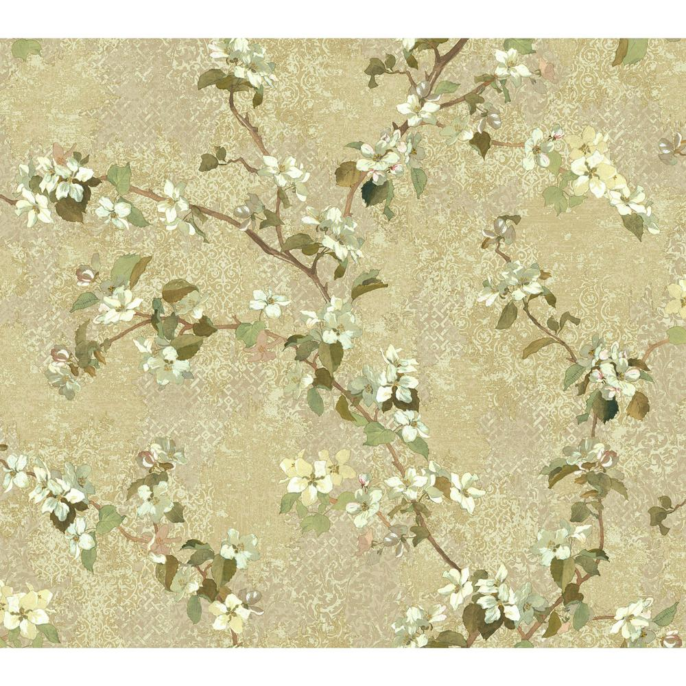 Charlotte Apple Blossom Trail Wallpaper