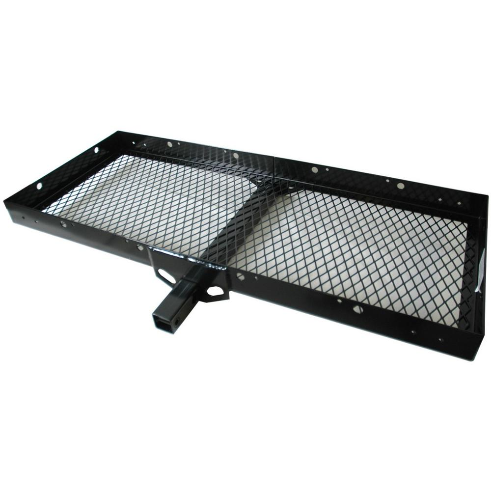 500 lb. Folding Cargo Carrier, Black