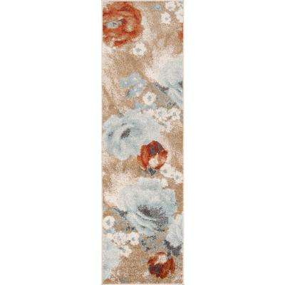 Ellsworth Multi 2 ft. 3 in. X 7 ft. 6 in. Indoor Runner Rug