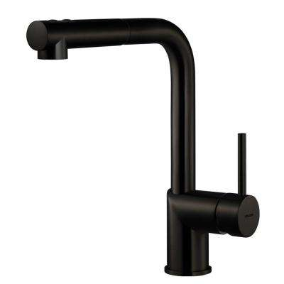 Vitale Single-Handle Pull Out Sprayer Kitchen Faucet with CeraDox Technology in Oil Rubbed Bronze