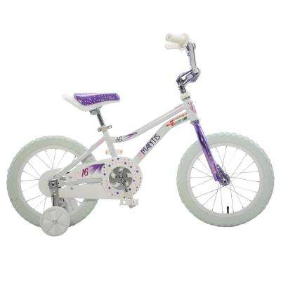 Spritz White Ready2Roll 16 in. Kids Bicycle