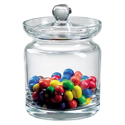 Aladdin 5.5 in. Lead Free Crystal Biscuit or Candy Jar