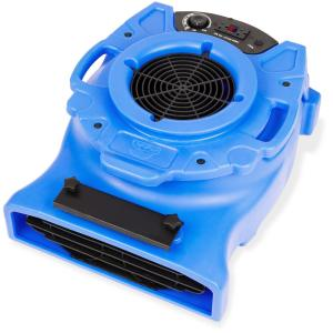 B Air 1 4 Hp Low Profile Air Mover For Water Damage
